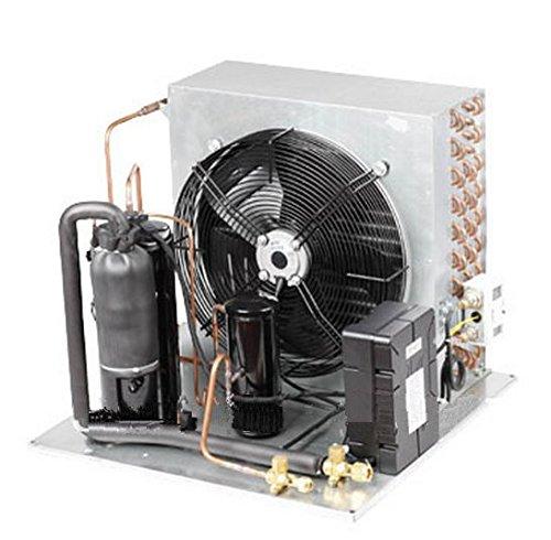 Gowe, R22, unità a condensa per frigorifero, capacità 1,25 CV, per ambienti freddi e congelatori