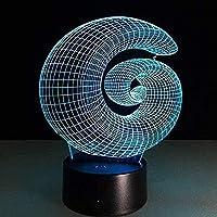 giyiohokドラゴンボールドラゴンアニメリモコン付き3Dナイトライト16色LEDタッチライトテーブルランプ寝室の装飾ライト子供用ギフト-N18-N12