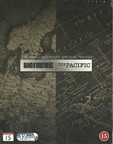 Band of Brothers / The Pacific blu-ray collection 12-discs