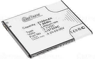 cellePhone batería Li-Ion para Hisense E968 EG970 (reemplazado LI37200C)