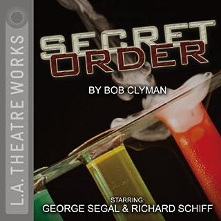 Secret Order audiobook cover art