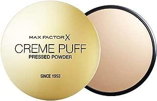 2 x Max Factor Creme Puff Face Powder 21g New & Sealed - 41 Medium Beige