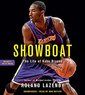 Showboat audiobook cover art