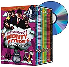 Complete Monty Python Flying Circus Megaset 16 DVDs