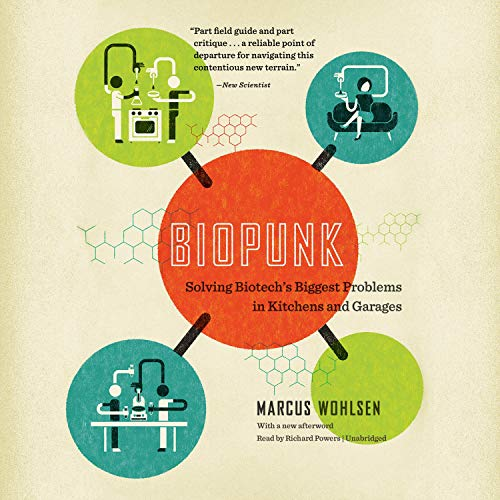 Biopunk  By  cover art