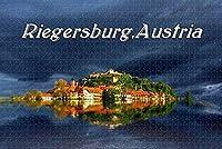 JigsawPuzzleforAdultsRiegersburgCastleAustriaPuzzle1000PieceWoodenTravelSouvenirGift