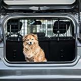 Heldenwerk® Universal Kofferraum Trenngitter für Hunde