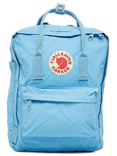 Fjallraven Kanken Unisex Medium Blue Vinylon Fabric Backpack 23510508