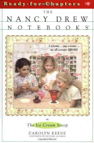 The Ice Cream Scoop (Nancy Drew Notebooks #6)の詳細を見る