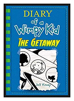 Paperback Diary of a Wimpy Kid: The Getaway Book