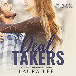 Deal Takers: A Frenemies-to-Lovers Romantic Comedy cover art