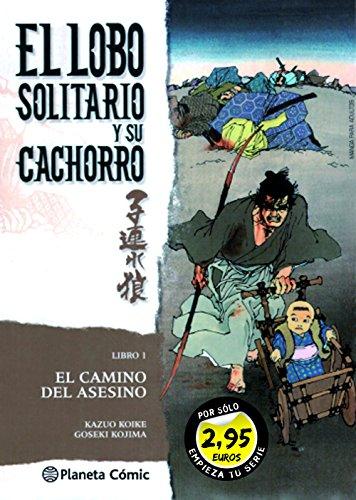 MM Lobo solitario nº 01 2,95: El camino del asesino...