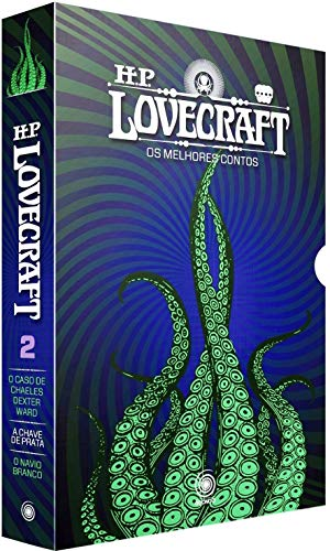 Box HP Lovecraft: Os melhores contos