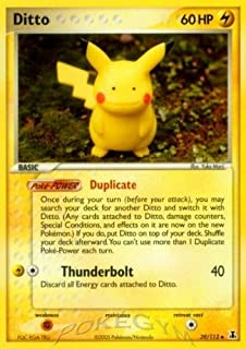 Pokemon - Ditto (39) - EX Delta Species