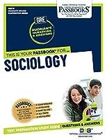 Sociology (Graduate Record Examination)