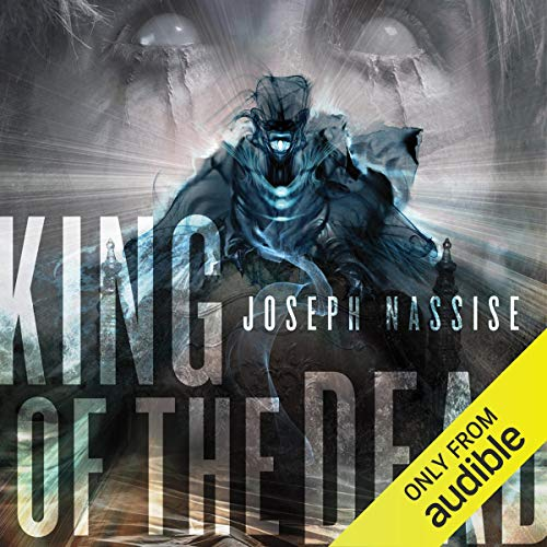 King of the Dead audiobook cover art