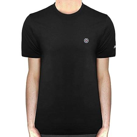 Lambretta Mens Core Target Short Sleeve T-Shirt