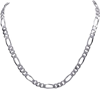 Joyalukkas Divino Silver Collection .925 Sterling Silver Chain Necklace