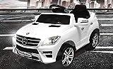 Lizenz Kinderauto Mercedes - Benz ML350 Jeep 6V 1x25W Motor RC Elektroauto Kinderfahrzeug Ferngesteuert Elektro