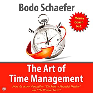 The Art of Time Management audiobook cover art
