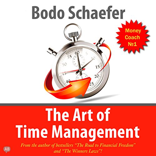 『The Art of Time Management』のカバーアート