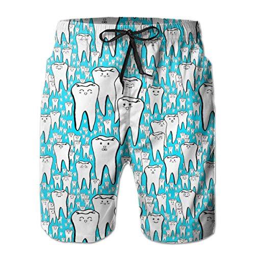 Générique Pantalons de Plage Shorts de Plage Shorts de Bain XL pour Hommes