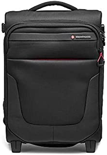 Manfrotto MB PL-RL-A50 Pro Light Reloader Air-50 Carry-On Camera Roller Bag, with Pro-Light Rip-Stop Fabric, fits DSLR wit...