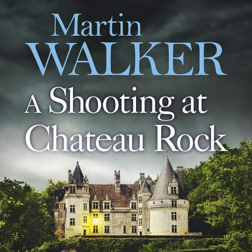 A Shooting at Chateau Rock cover art