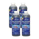 SeaKlear Algae Prevention and Remover, 1 qt, 4 Pack 90411SKR