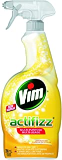Vim Actifizz Lemon Multipurpose Cleaner 700ml (Imported from Canada)
