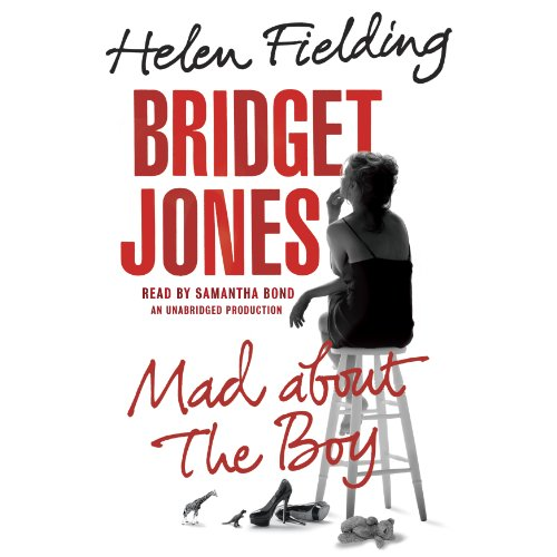 Bridget Jones: Mad About the Boy  By  cover art