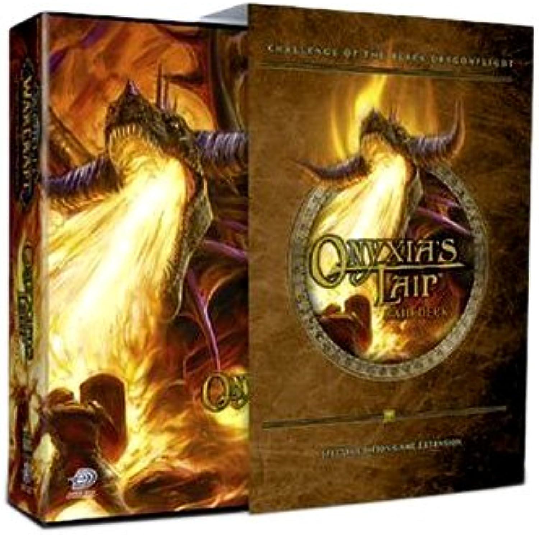 Diverse Upper Deck 10586 - World of Warcraft, Onyxia's Hort Raid Deck, 6 Stück