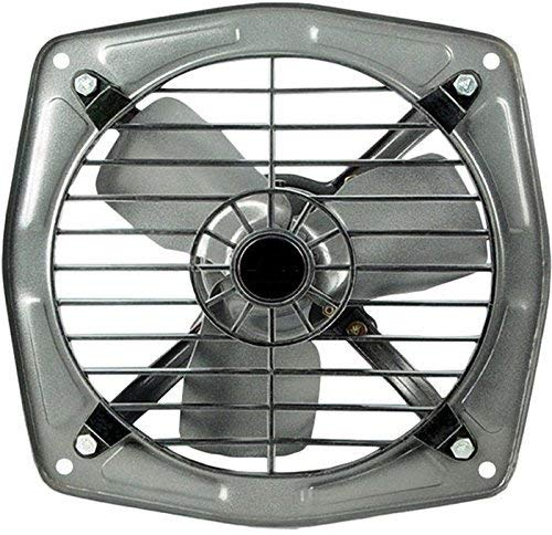 STARVIN || Fresh Air EXHAUST FAN || 300 mm (12 inch) || with 1 Season Warranty || || Copper Winding || For Bathroom || For Store | Black || 12 Inch Fresh Air || T98