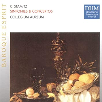 Stamitz: Symphonies & Concertos