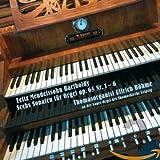 Mendelssohn: Orgelsonaten Op.65 Nr.1-6