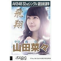 AKB48 公式生写真 32ndシングル選抜総選挙 チームN【山田菜々】さよならクロール