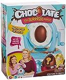 Chocolate Egg Surprise Huevo DE Chocolate, Multicolor, Talla única (Jakks Pacific...