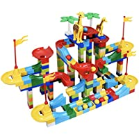 265-Piece Bheddi Marble Runs Toy