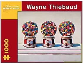 Wayne Thiebaud Gumball Machines 1000pc Jigsaw Puzzle