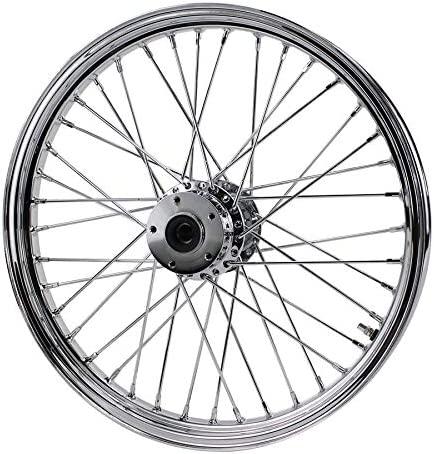 Chrome Beauty products Front 40 Spoke Wheel 21