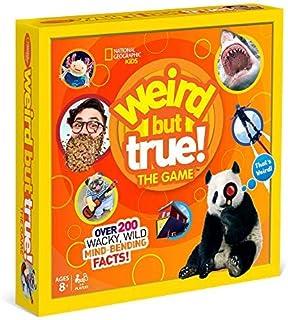 Weird But True - The Game