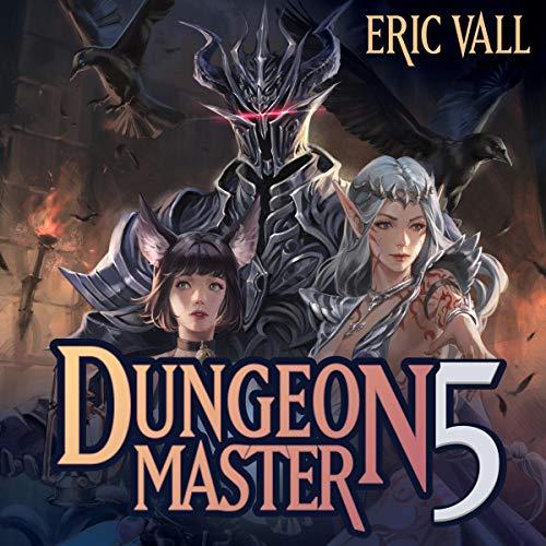 Page de couverture de Dungeon Master 5