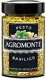 AGROMONTE Pesto al Basilico 200 gr