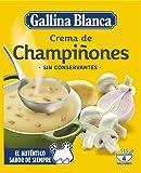 Gallina Blanca Crema de Champiñones, 62g