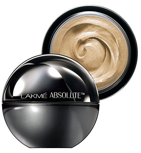 Lakme Absolute Skin Natural Mousse, Ivory Fair 01,...