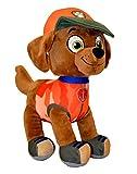 Peluche de la serie de TV patrulla canina, 28 cm, color Zuma