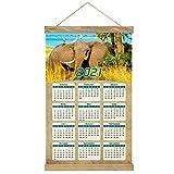 Uganda Drucken Sie Poster Wandkalender 2021 12 Monate