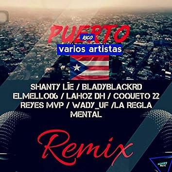 Puerto Rico (feat. Wila F, La Regla Mental RD, Shanty Lie, La Hoz DH & Coqueto 22) (Remix)