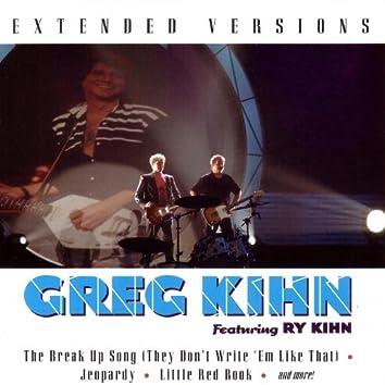 GREG KIHN LIVE featuring RY KIHN