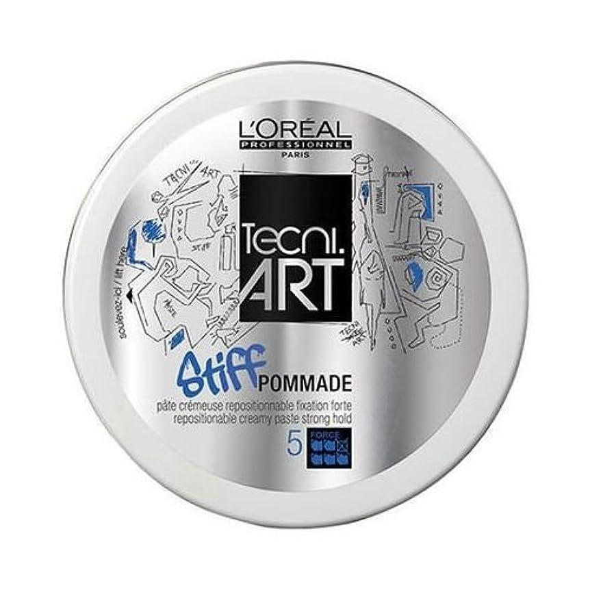 同意するコンテンツ運営L'Oreal Tecni Art Stiff Pommade 75 ml [並行輸入品]